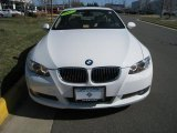 2007 Alpine White BMW 3 Series 335i Coupe #27234908
