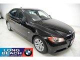 2007 Black Sapphire Metallic BMW 3 Series 328i Sedan #27235310