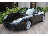 1999 Black Porsche 911 Carrera Cabriolet #27169983