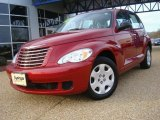 2007 Inferno Red Crystal Pearl Chrysler PT Cruiser  #27235087