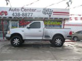 2003 Ford F150 XLT Regular Cab Flareside 4x4 Data, Info and Specs