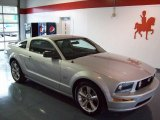 2006 Satin Silver Metallic Ford Mustang GT Premium Coupe #27234928