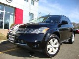 2006 Super Black Nissan Murano S AWD #27235358