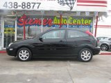 2005 Pitch Black Ford Focus ZX3 SE Coupe #2725016