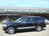2008 Black Lincoln Navigator L Luxury 4x4 #27235375