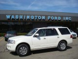 2007 White Chocolate Tri-Coat Lincoln Navigator Luxury 4x4 #27235376