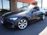 2007 Black Sapphire Metallic BMW 3 Series 328xi Coupe #27235150