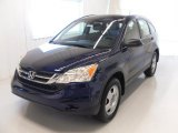 2010 Royal Blue Pearl Honda CR-V LX #27325259