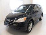 2010 Crystal Black Pearl Honda CR-V EX #27325260