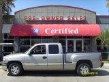 2001 Light Pewter Metallic Chevrolet Silverado 1500 LS Extended Cab #27324781