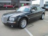 2005 Brilliant Black Crystal Pearl Chrysler 300 C HEMI #27235435