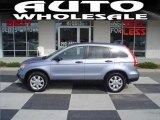 2008 Glacier Blue Metallic Honda CR-V EX 4WD #27235452