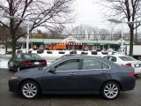 2008 Carbon Gray Pearl Acura TSX Sedan #27235459