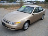2001 Medium Gold Saturn L Series L200 Sedan #27325290