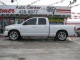 2005 Bright White Dodge Ram 1500 SLT Quad Cab #2724964