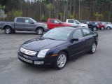 2008 Dark Blue Ink Metallic Ford Fusion SEL #27235609