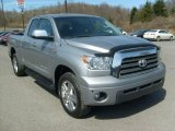 2008 Silver Sky Metallic Toyota Tundra Limited Double Cab 4x4 #27235758