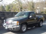 2005 Onyx Black GMC Sierra 1500 SLE Regular Cab #27324820