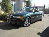 2001 Fern Green Metallic BMW 3 Series 330i Convertible #27324684