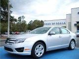 2010 Brilliant Silver Metallic Ford Fusion SE #27324830