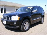 2006 Black Jeep Grand Cherokee Limited 4x4 #27235623