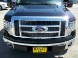 2010 Tuxedo Black Ford F150 Lariat SuperCrew #27324843