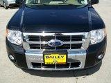 2009 Black Pearl Slate Metallic Ford Escape Limited V6 4WD #27324850
