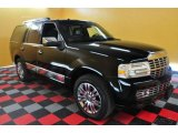 2007 Black Lincoln Navigator Ultimate 4x4 #27235514