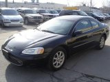2002 Black Chrysler Sebring LX Coupe #27325106