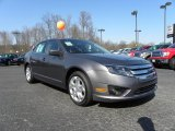 2010 Sterling Grey Metallic Ford Fusion SE V6 #27324878