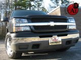 2005 Dark Gray Metallic Chevrolet Silverado 1500 LS Extended Cab #27324907