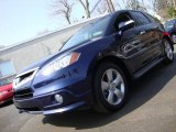 2007 Royal Blue Pearl Acura RDX  #27324963