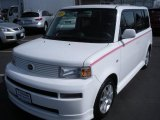2005 Polar White Scion xB  #27324977