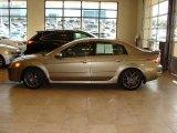 2008 Bold Beige Metallic Acura TL 3.2 #27325230