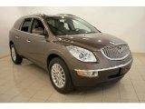 2010 Cocoa Metallic Buick Enclave CXL AWD #27325246