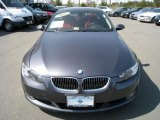 2007 Sparkling Graphite Metallic BMW 3 Series 328i Coupe #27413675
