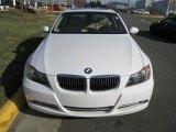 2007 Alpine White BMW 3 Series 335i Sedan #27413680