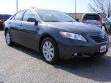 2008 Magnetic Gray Metallic Toyota Camry XLE V6 #27413708