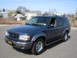 2000 Medium Wedgewood Blue Metallic Ford Explorer XLT 4x4 #27414089