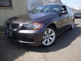 2006 Sparkling Graphite Metallic BMW 3 Series 330xi Sedan #27413903