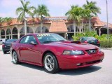 2003 Redfire Metallic Ford Mustang GT Coupe #27413792
