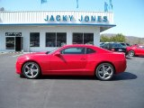 2010 Victory Red Chevrolet Camaro SS Coupe #27414008