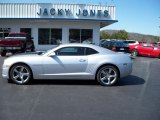 2010 Silver Ice Metallic Chevrolet Camaro SS/RS Coupe #27414009