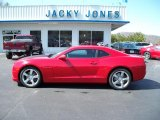 2010 Victory Red Chevrolet Camaro SS/RS Coupe #27414010