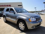 2008 Mineral Gray Metallic Jeep Grand Cherokee Limited 4x4 #27414017