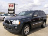 2006 Deep Beryl Green Pearl Jeep Grand Cherokee Limited #27440538