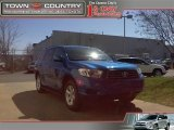 2008 Blue Streak Metallic Toyota Highlander  #27440626