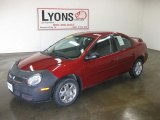 2003 Blaze Red Crystal Pearl Dodge Neon SXT #27447338