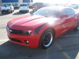 2010 Victory Red Chevrolet Camaro LT Coupe #27449503