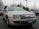 2008 Brilliant Silver Metallic Ford Fusion SE V6 #27449660